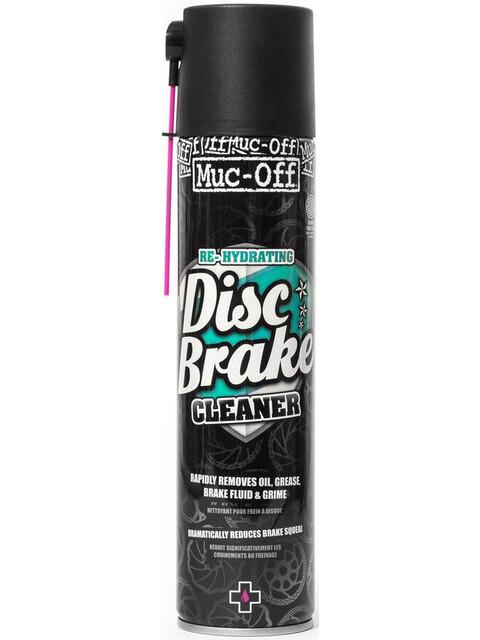 Muc-Off Disc Brake Cleaner Aerosol - 400ml noir